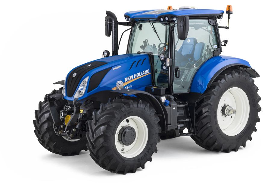 NH Traktor T6.