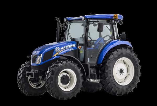 Traktor TD5.