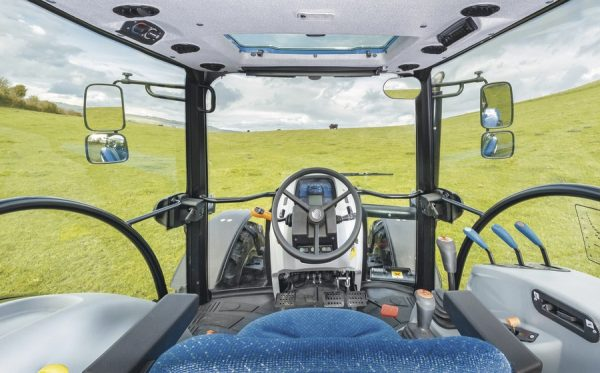 New Holland T4.S Kabine