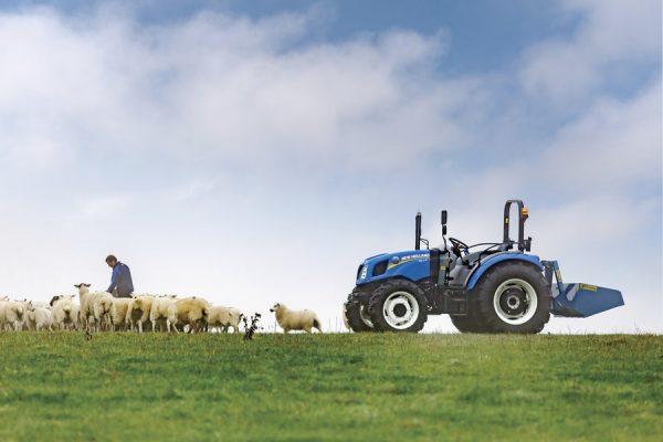 New Holland Traktor T4.75S Bügel