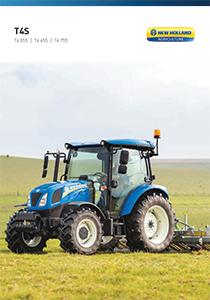 Traktor T4.S