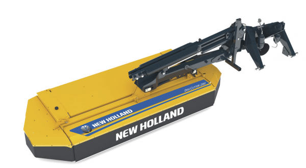 New Holland Heckmähwerk