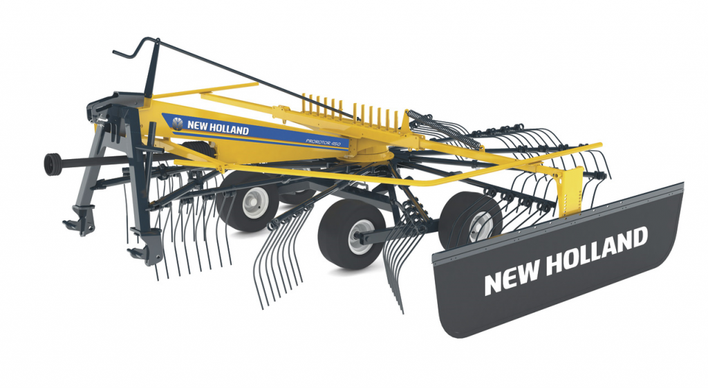 New Holland Schwader, Kongskilde