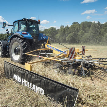 New Holland Futtererntetechnik
