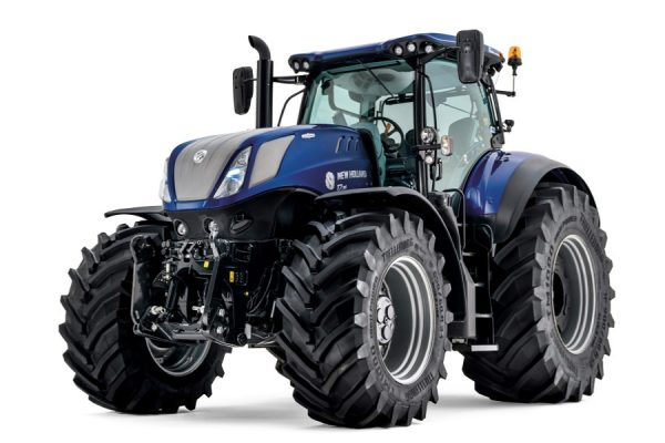 New Holland Traktor T7. Heavy Duty