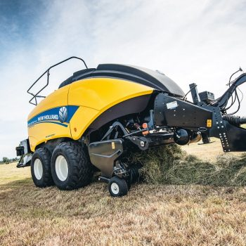 New Holland Großballenpresse Big Baler