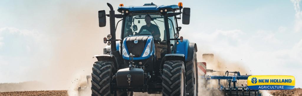 New Holland Traktoren leasen
